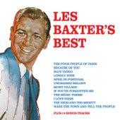 Les Baxter's Best (Bonus Track Version) by Les Baxter