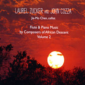 Flute and Piano Music by Composers of African Descent, Vol. 2 by Various Artists