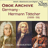 Oboe Archive - Hermann Tottcher by Various Artists