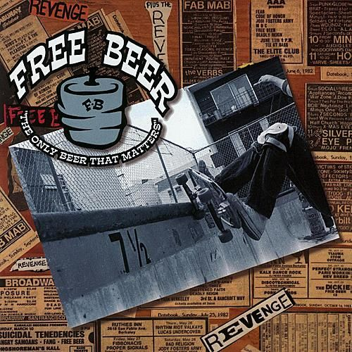 The Only Beer That Matters by Free Beer