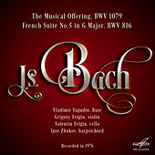 Bach: Musical Offering & French Suite No. 5 by Various Artists