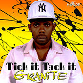Tick It Tack It - EP by Granite
