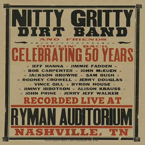 Paradise (feat. John Prine) (Live) by Nitty Gritty Dirt Band