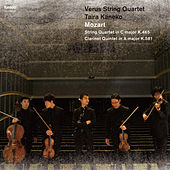 Mozart: String Quartet in C Major K. 465 / Clarinet Quintet in A Major K. 581 by Various Artists