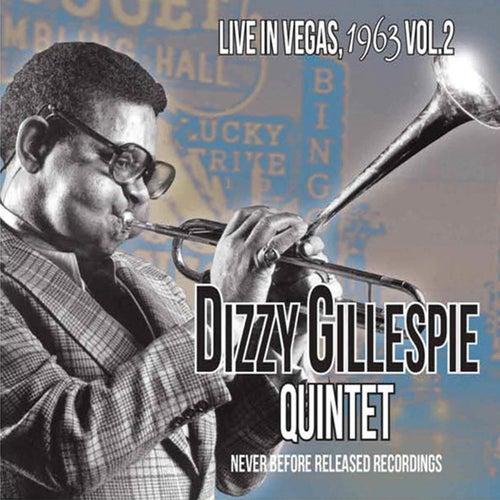 Live in Vegas, 1963 Vol. 2 by Dizzy Gillespie