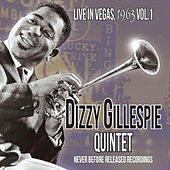 Live in Vegas, 1963 Vol. 1 by Dizzy Gillespie