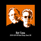 2016-08-09 Kent Stage, Kent, OH (Live) by Hot Tuna