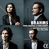 Brahms: String Quartets & Piano Quintet by Belcea Quartet