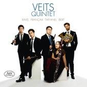 Ravel, Françaix, Taffanel & Ibert: Chamber Works by Veits Quintet