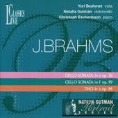 Brahms: Natalia Gutman Portrait Series, Vol. III by Natalia Gutman
