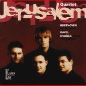 Beethoven, Ravel & Dvořák: The Jerusalem Quartet by Jerusalem Quartet