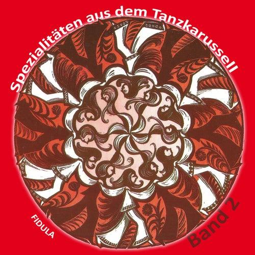 Spezialitäten aus dem Tanzkarussell 2, Folge 1 by Ensemble Robby Schmitz