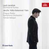 Janáček: Orchestral Suites - Jenůfa, Káťa Kabanová, Fate by Prague Radio Symphony Orchestra