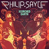 Scorched Earth, Vol.1 (Live) by Philip Sayce