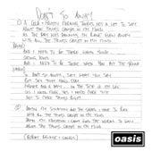 Don't Go Away (Mustique Demo) von Oasis