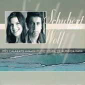 Schubert Lieder Wolf by Nuno Vieira de Almeida