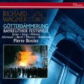 Wagner: Götterdämmerung von Pierre Boulez