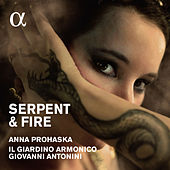 Serpent & Fire: Arias for Dido & Cleopatra by Various Artists