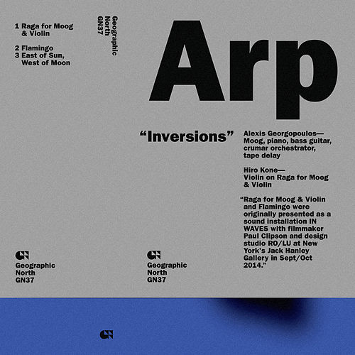 Inversions by Arp
