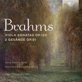 Brahms: Viola Sonatas, Op. 120, 2 Gesänge, Op. 91 by Various Artists
