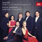 Mozart: Horn Concertos, Quintet by Radek Baborák