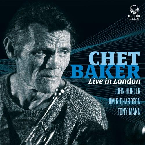 Chet Baker Live in London von Chet Baker