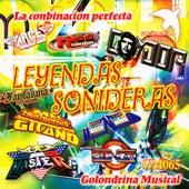 Leyendas Sonideras by Various Artists