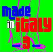 Made in Italy 3 by Various Artists