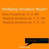 Orange Edition - Mozart: Piano Concerto No. 21, K. 467 &