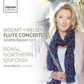 Mozart & Nielsen: Flute Concertos by Juliette Bausor