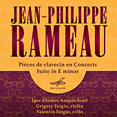 Rameau: Pièces de clavecin en concerts & Suite in E Minor by Various Artists