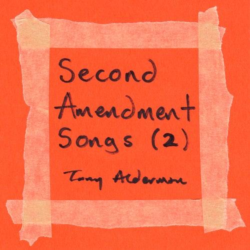 Second Amendment Songs, Vol. 2 by Tony Alderman