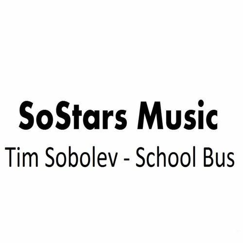 School Bus by Tim Sobolev