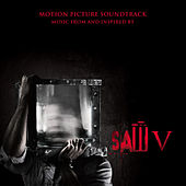 SAW V: Music From And Inspired By The Motion Picture by Various Artists