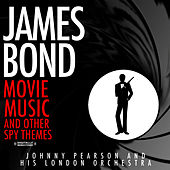 More James Bond Movie Music And Other Spy Themes (Digitally Remastered) by Johnny Pearson
