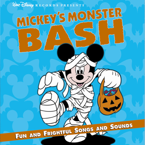Mickey's Monster Bash by Various Artists