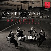 Beethoven String Quartets No.2 & No.4 by Artemis Quartet