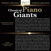 Classical - Piano Giants, Vol.7 von Maurizio Pollini