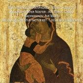 Part: Magnificat Antiphonen - Missa Syllabica - Stravinsky: Pater Noster - Ave Maria - Credo - Rachmaninov: Ave Maria - Bruckner: Christus factus est - Locus iste - Ave Maria von Cappella Breda
