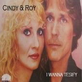 I Wanna Testify by Cindy