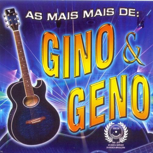 As Mais Mais de Gino & Geno by Gino E Geno