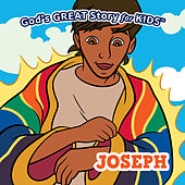 God's Great Story for Kids Joseph by David Huntsinger