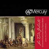 Rameau: Suite Les Indes Galantes by Mercury