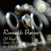 Js Bach Suite No 3 C Major Bwv 1009 by Romualdo  Barone