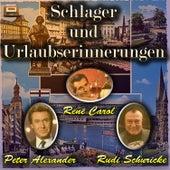 Schlager und Urlaubserinnerungen by Various Artists