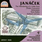 Janácek: Sinfonietta, Taras Bulba, Schluck und Jau, et at. by Josef Suk