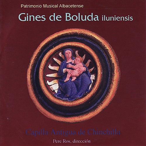 Boluda: Jesu corona, Sanctorum meritis, Misa de Feria, et al. by Capilla Antigua de Chinchilla