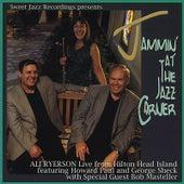 Jammin' At the Jazz Corner by Ali Ryerson