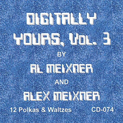 Digitally Yours, Vol.3 by Various Artists