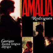 Cantigas numa língua antiga by Amalia Rodrigues